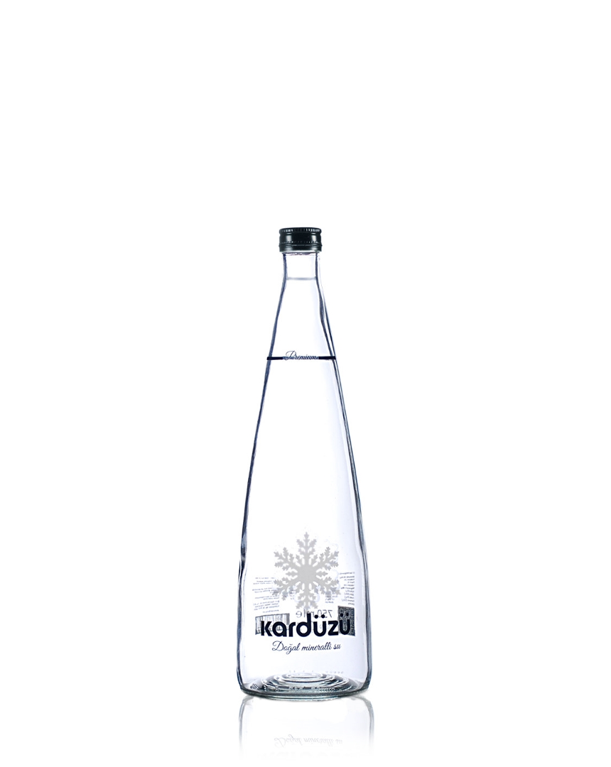 330 ml Glass Bottle | Natural Mineral Water